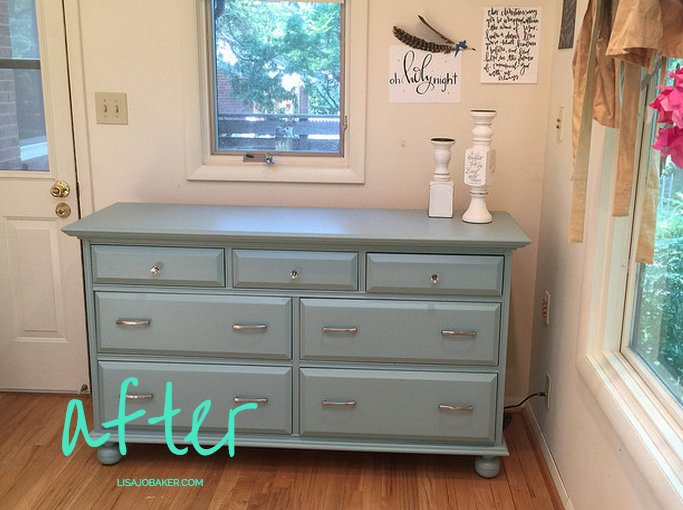 Best My First Time Painting Furniture – Aka – If I Can Do It With Pictures