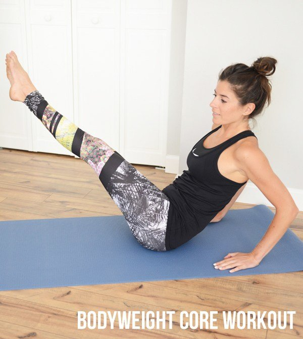 Best The Best Bodyweight Workouts By Bloggers Life In Leggings With Pictures