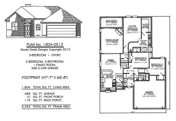 Best 1701 2200 Sq 3 Bedroom House Plans With Pictures
