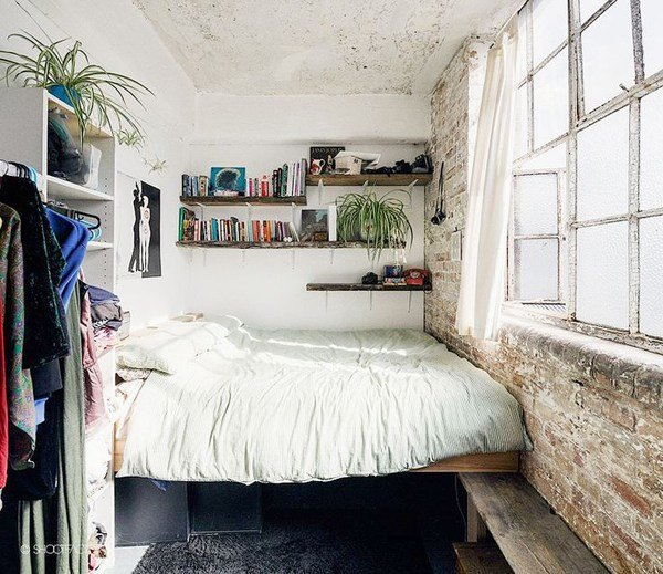Best Tiny Bedrooms Small Bedroom Decorating Ideas With Pictures