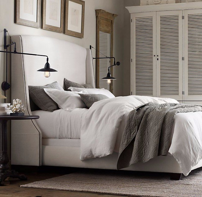 Best 10 Fabric Ideas For Modern Upholstered Beds – Master With Pictures