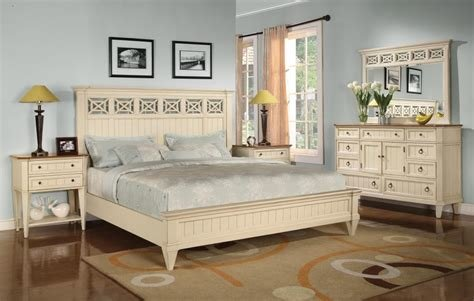 Best Cottage Style Bedroom Sets Marceladick Com With Pictures