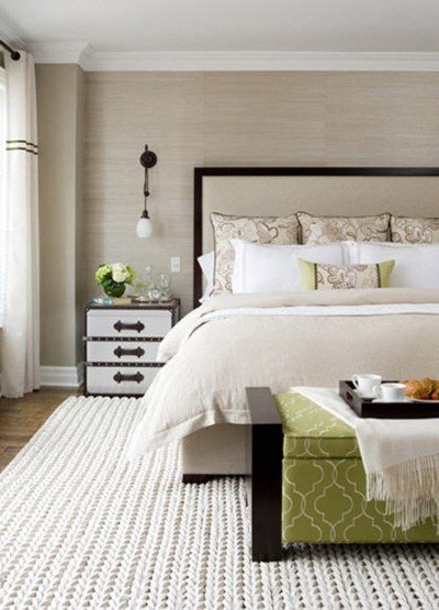 Best How To Use Green In Black White Room With Pictures