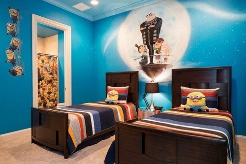 Best 25 Interior Designs Inspired By Minions Messagenote With Pictures