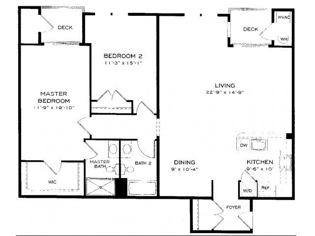 Best One And Two Bedroom Apartments In Fairfax Near Arlington Va With Pictures