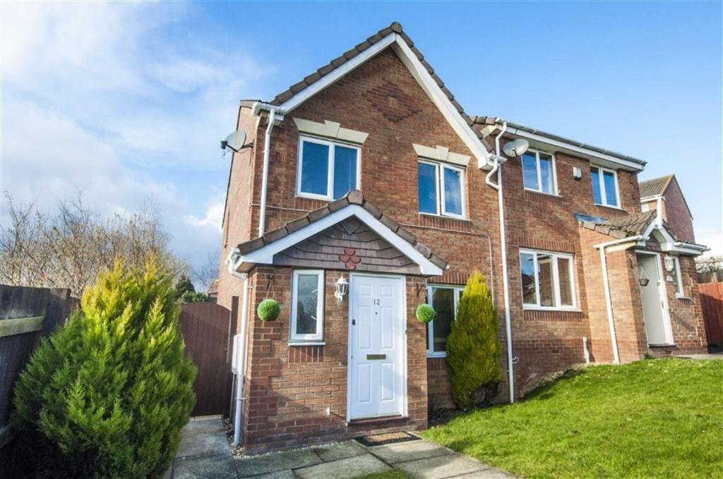 Best 3 Bedroom Semi Detached House To Rent In Braithwaite Close With Pictures