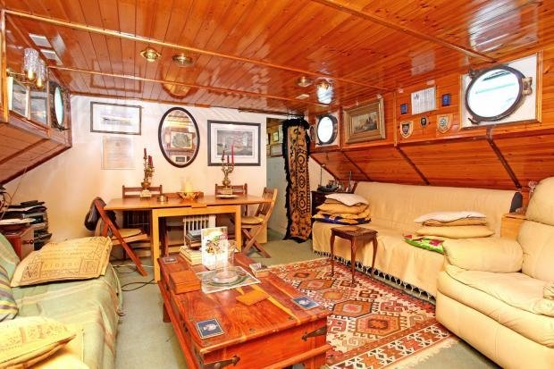 Best 3 Bedroom House Boat For Sale In Canary Wharf E14 E14 With Pictures