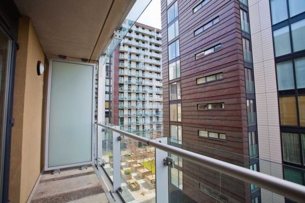 Best 1 Bedroom Flat For Sale In Glasgow Harbour Terraces With Pictures