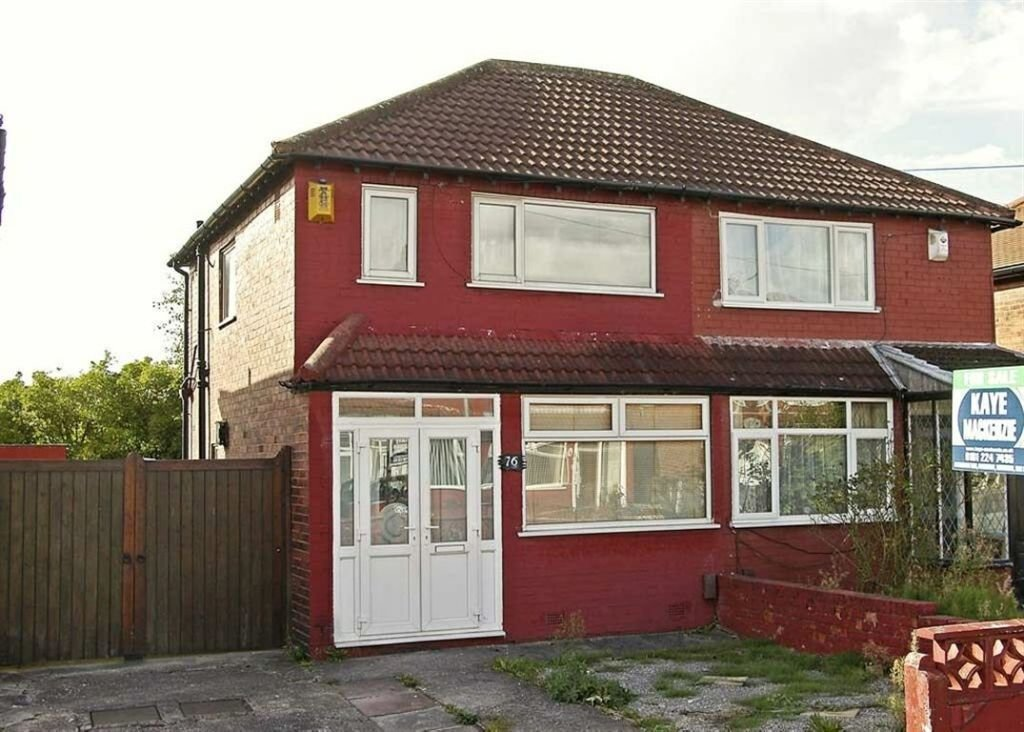Best 2 Bedroom House For Sale In Furnival Road Gorton With Pictures
