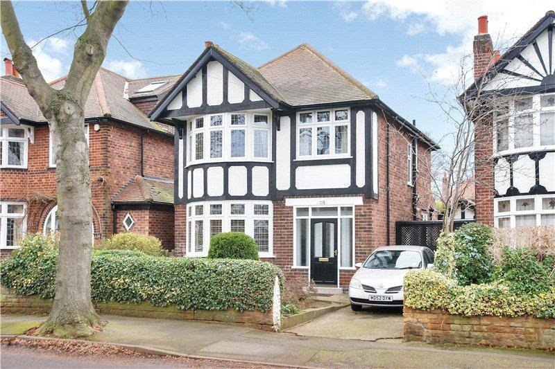 Best 3 Bedroom Detached House For Sale In Harrow Road Wollaton With Pictures