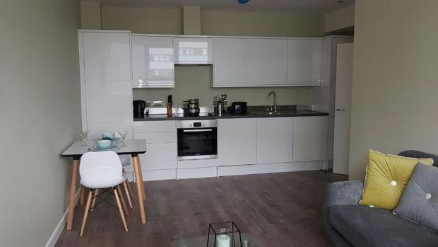 Best 2 Bedroom Apartment To Rent In Canterbury House 85Newhall With Pictures