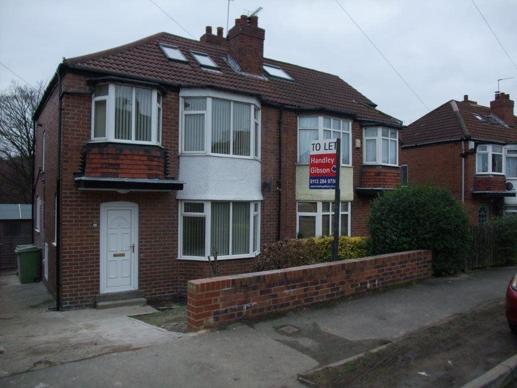 Best 3 Bedroom House To Rent In 65 Gledhow Park Grove Leeds With Pictures
