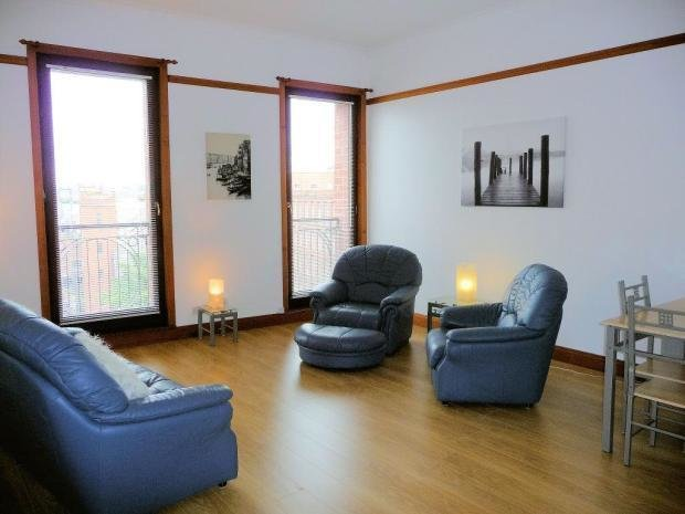 Best 2 Bedroom Flat To Rent In The Bastille Maberly Street With Pictures
