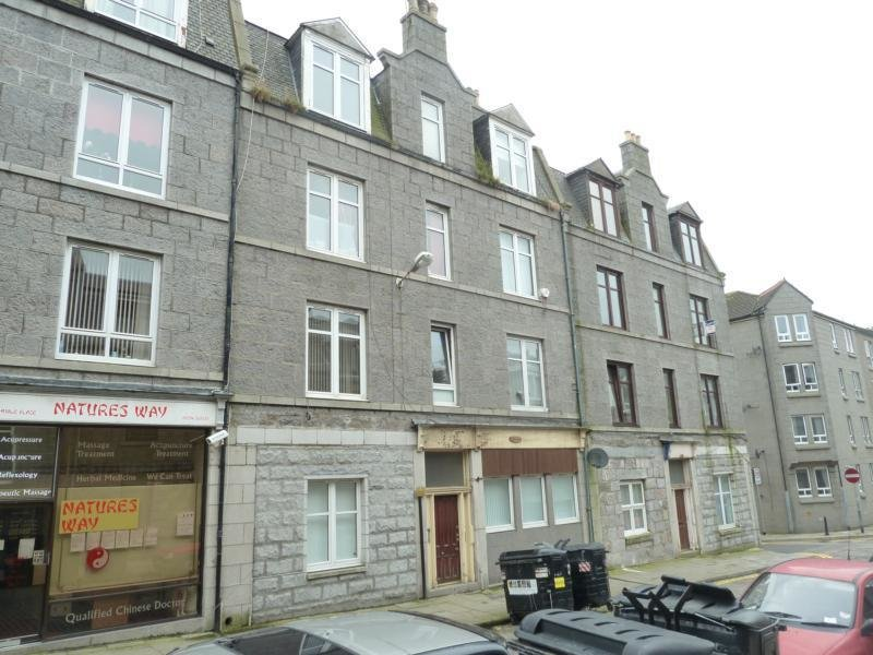 Best 1 Bedroom Flat To Rent In Ashvale Place Aberdeen Ab10 With Pictures