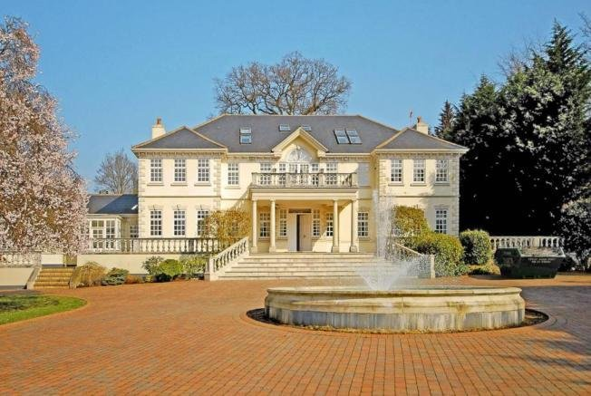 Best 7 Bedroom House For Sale In London Road Sunninghill With Pictures