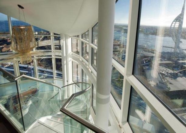 Best 3 Bedroom Flat For Sale In The P*Nth**S* No 1 Gunwharf With Pictures