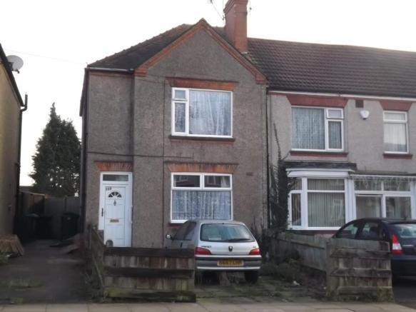 Best 2 Bedroom House For Sale In Masser Road Coventry West With Pictures