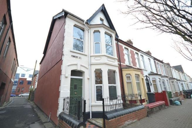 Best 2 Bedroom House To Rent In Pomeroy Street Cardiff Bay Cf10 With Pictures