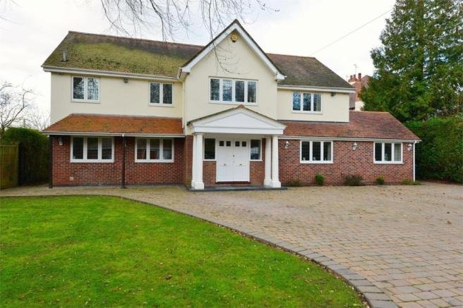 Best 5 Bedroom Detached House For Sale In Gibbet Hill Road Gibbet Hill Coventry Cv4 With Pictures