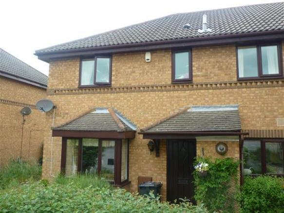 Best 2 Bedroom House To Rent In Jasmine Close Bedford Mk41 With Pictures