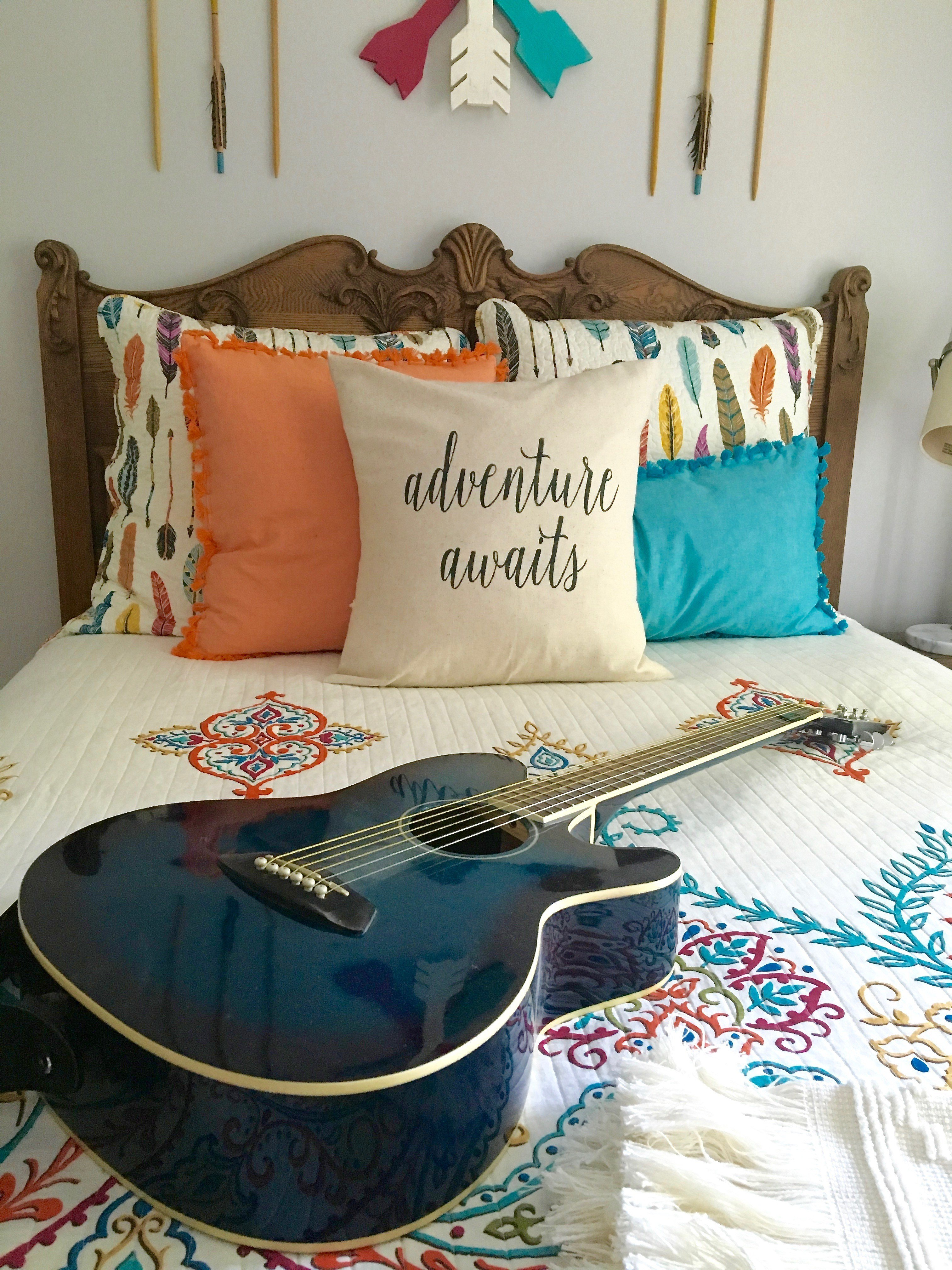 Best Boho Chic T**N Girls Room Makeover Adventure Awaits With Pictures
