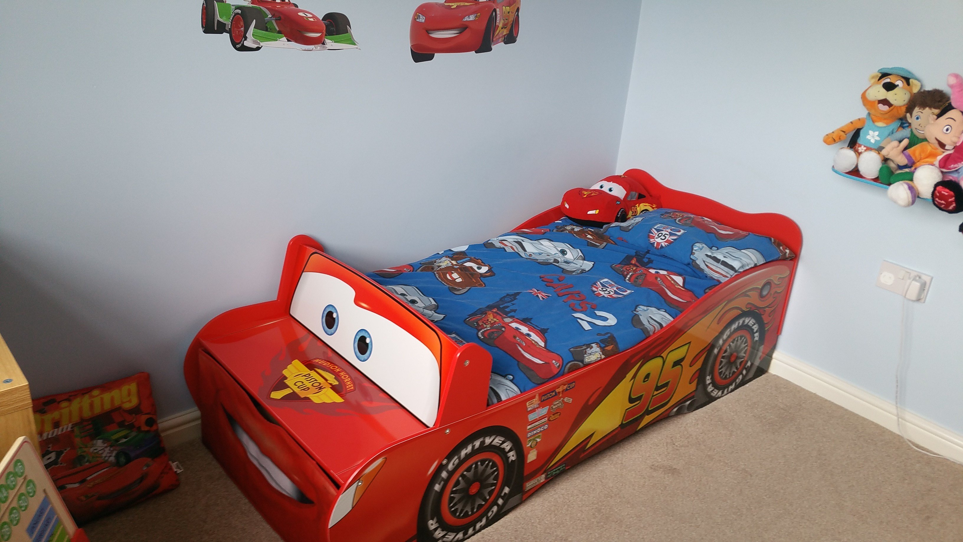 Best A Disney Cars Bedroom Mummy In Training With Pictures