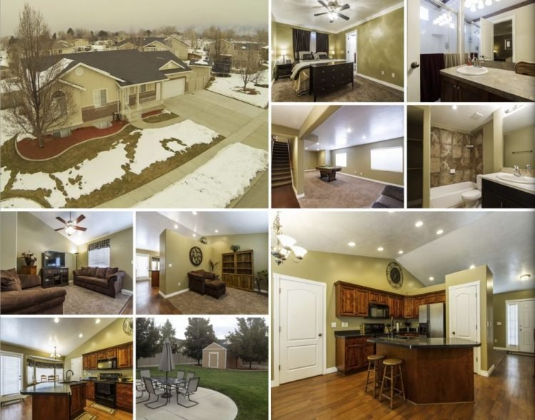 Best 4 Bedroom 3 Bath Rambler Home For Sale In Layton Utah With Rv Pad With Pictures