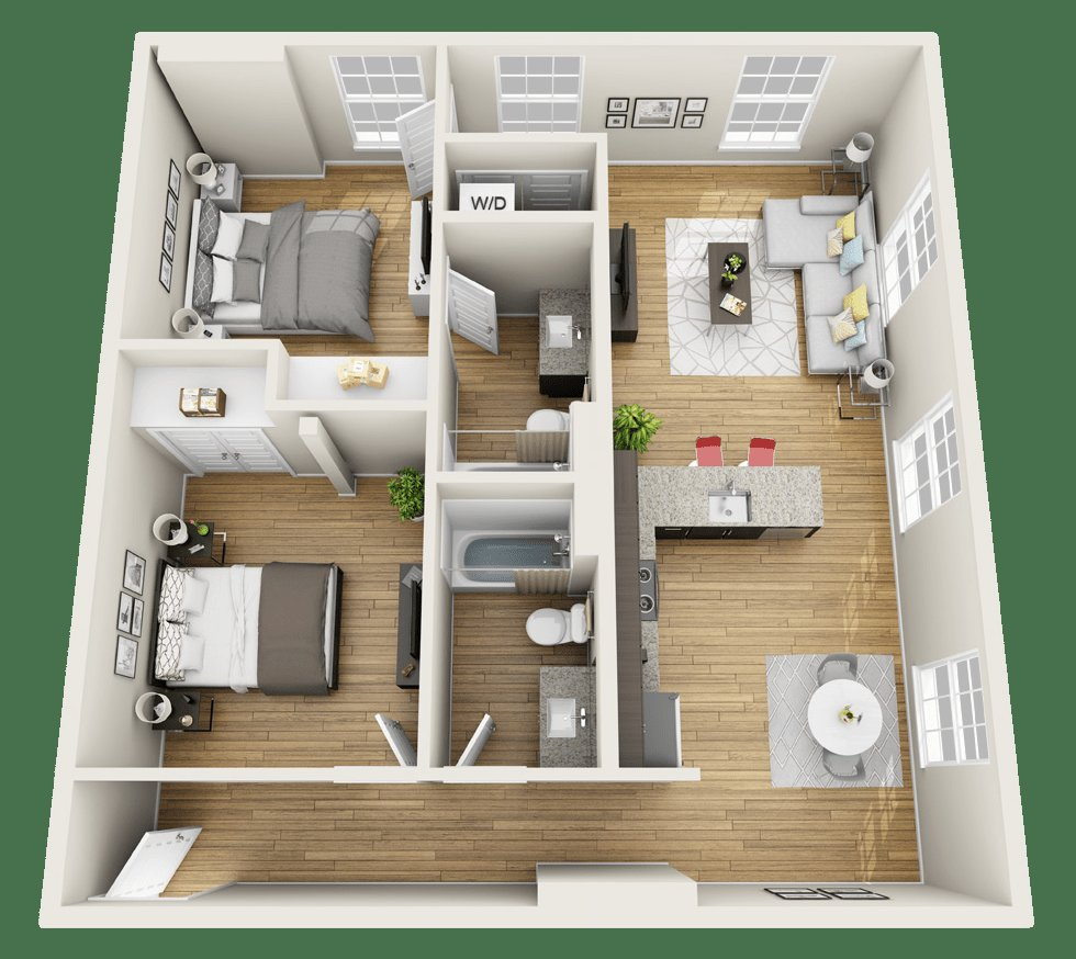 Best 2 Bedroom For Cheap House Info With Pictures
