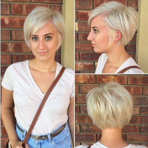 Free Adorable Pixie Haircut Ideas With Bangs Popular Haircuts Wallpaper