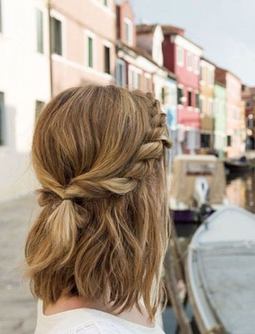 Free 10 Super Trendy Easy Hairstyles For School Popular Haircuts Wallpaper