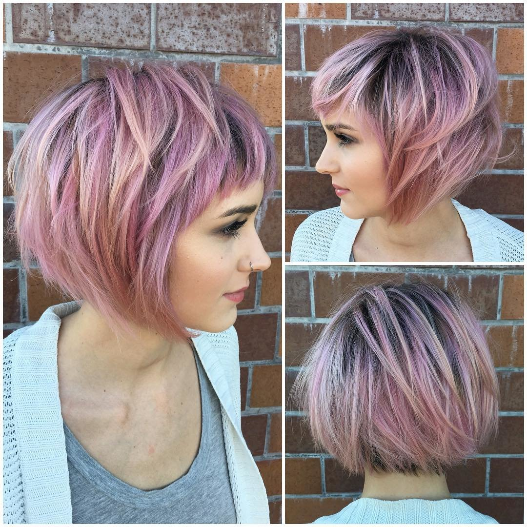 Free 40 Best Short Hairstyles For Fine Hair 2019 Wallpaper