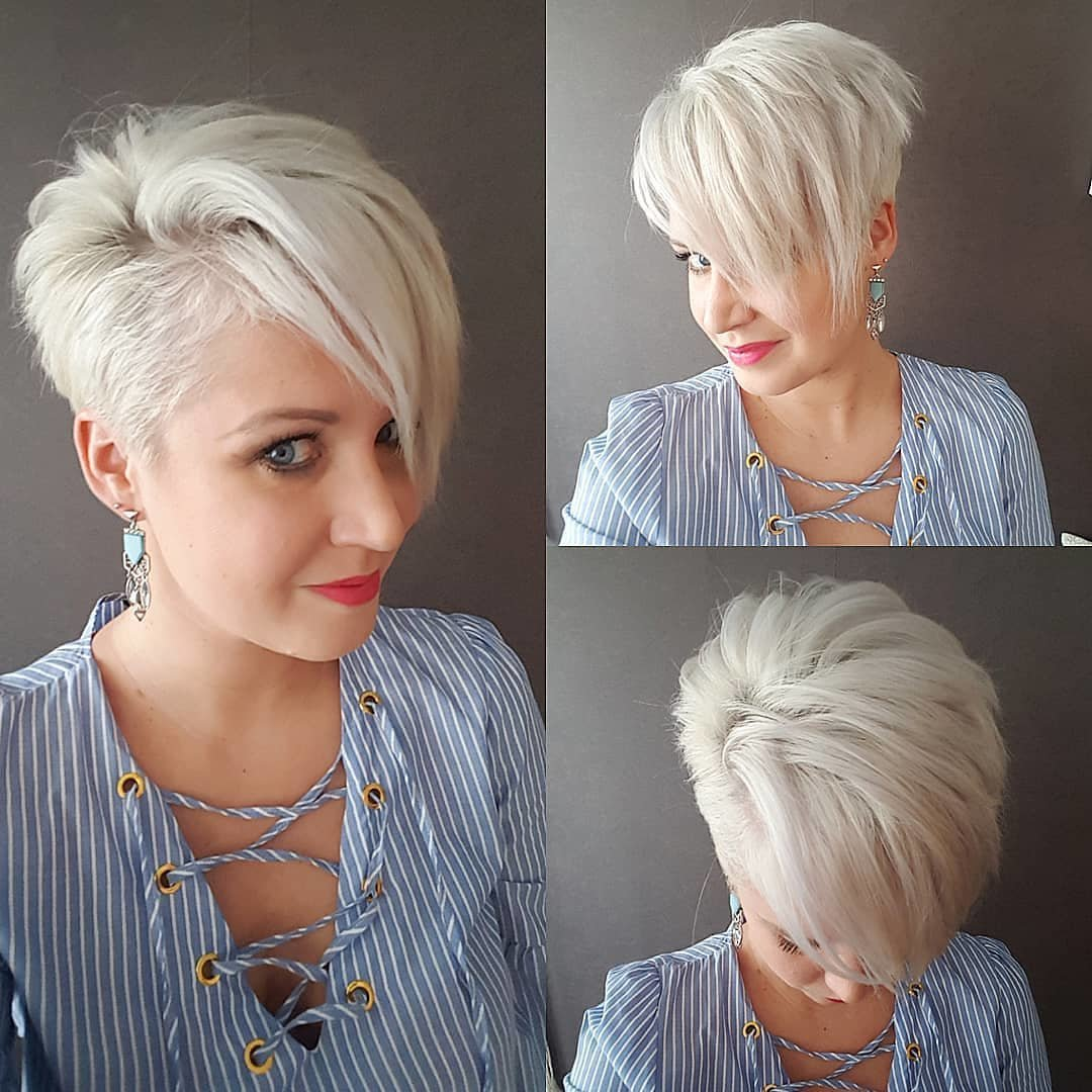 Free 10 Cute Short Haircuts For Women Wanting A Smart New Image Wallpaper