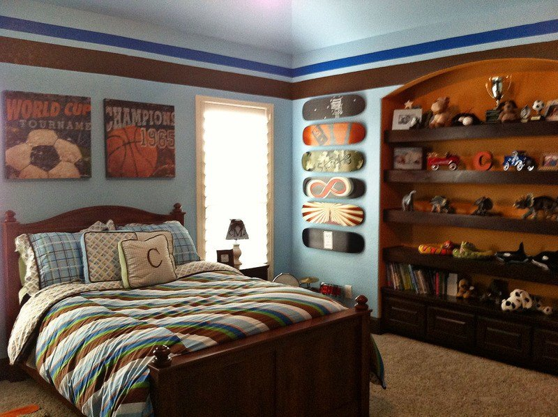 Best Vintage Sports Boys Room Project Nursery With Pictures