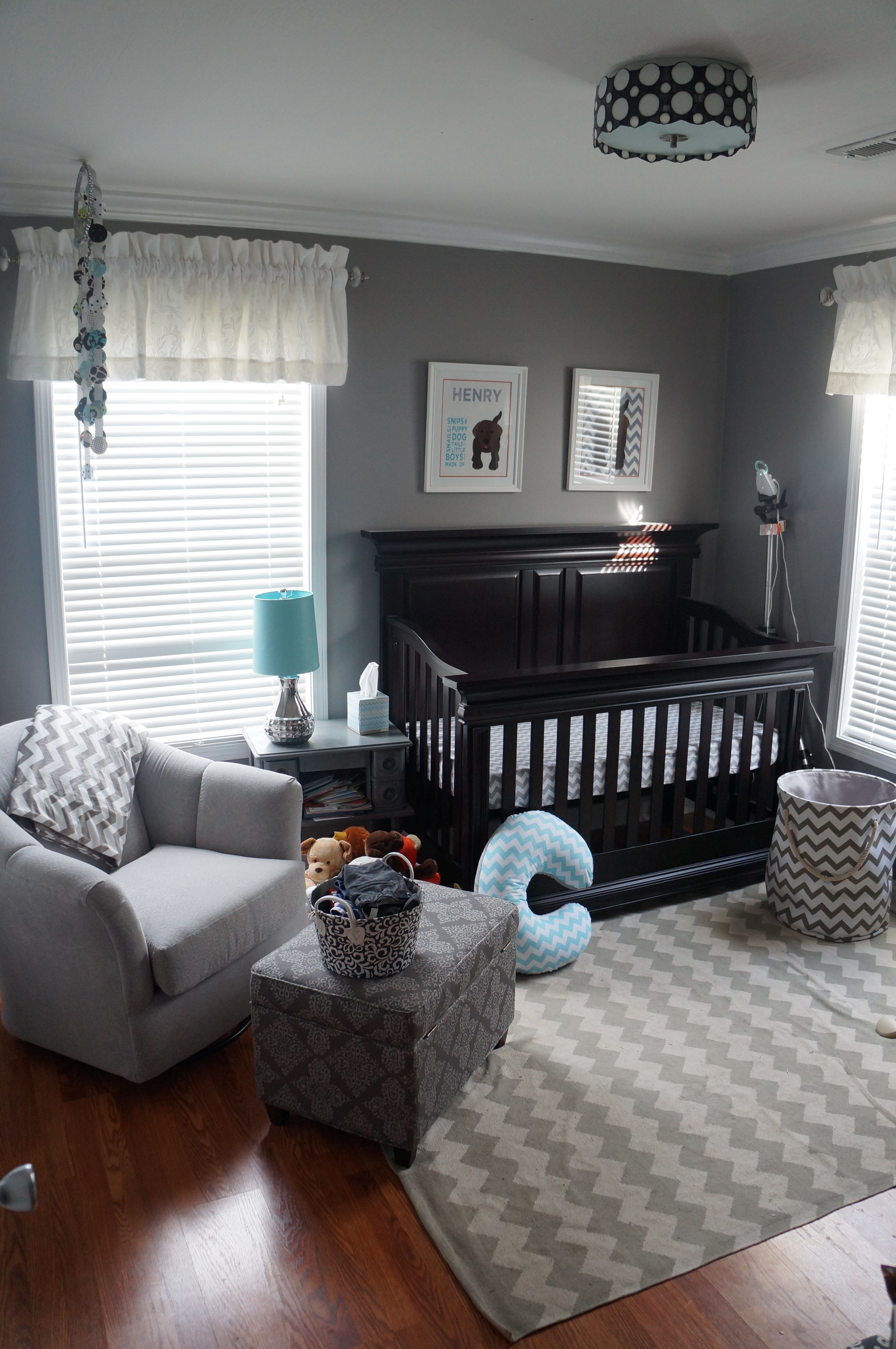 Best Henry S Chevron Nursery Project Nursery With Pictures