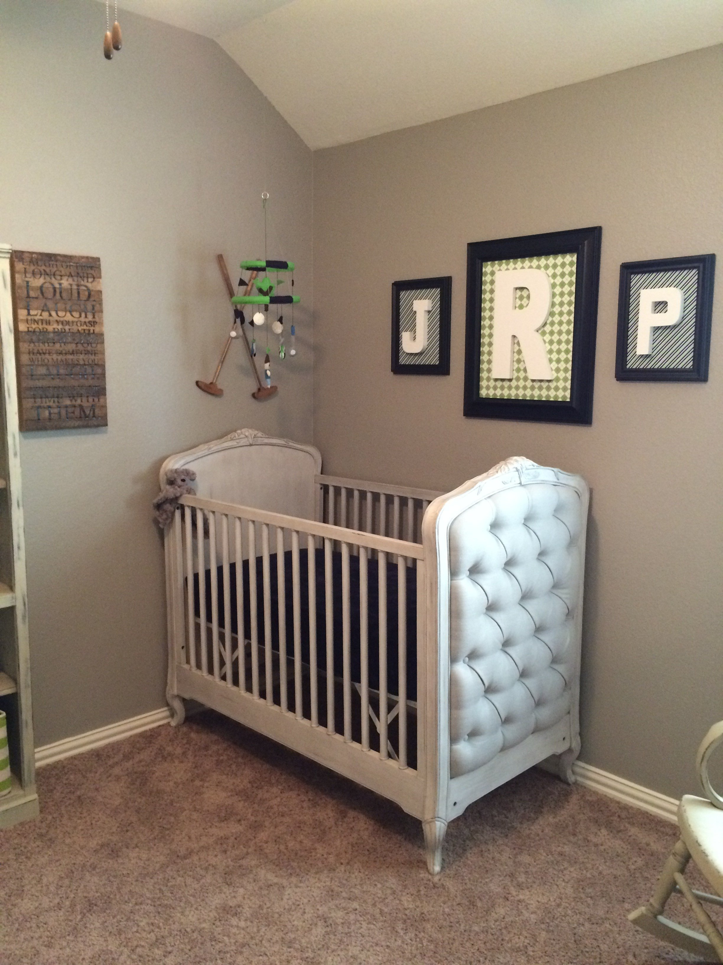 Best Golf Theme Nursery Project Nursery With Pictures