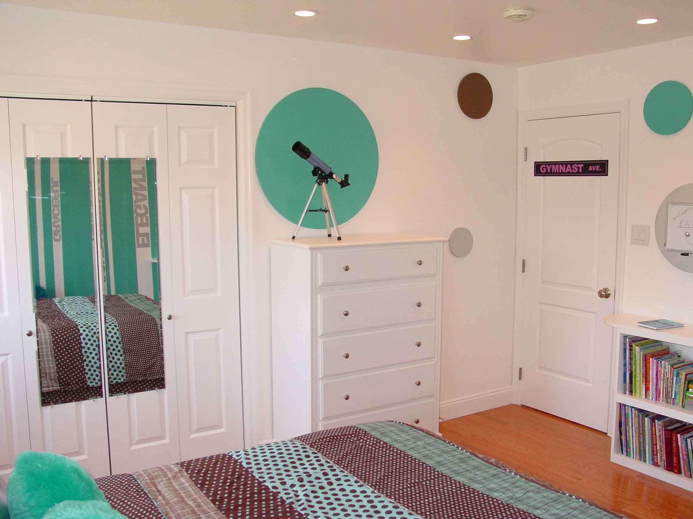 Best Makeover Of A Young Gymnast's Bedroom Project Dragonfly With Pictures