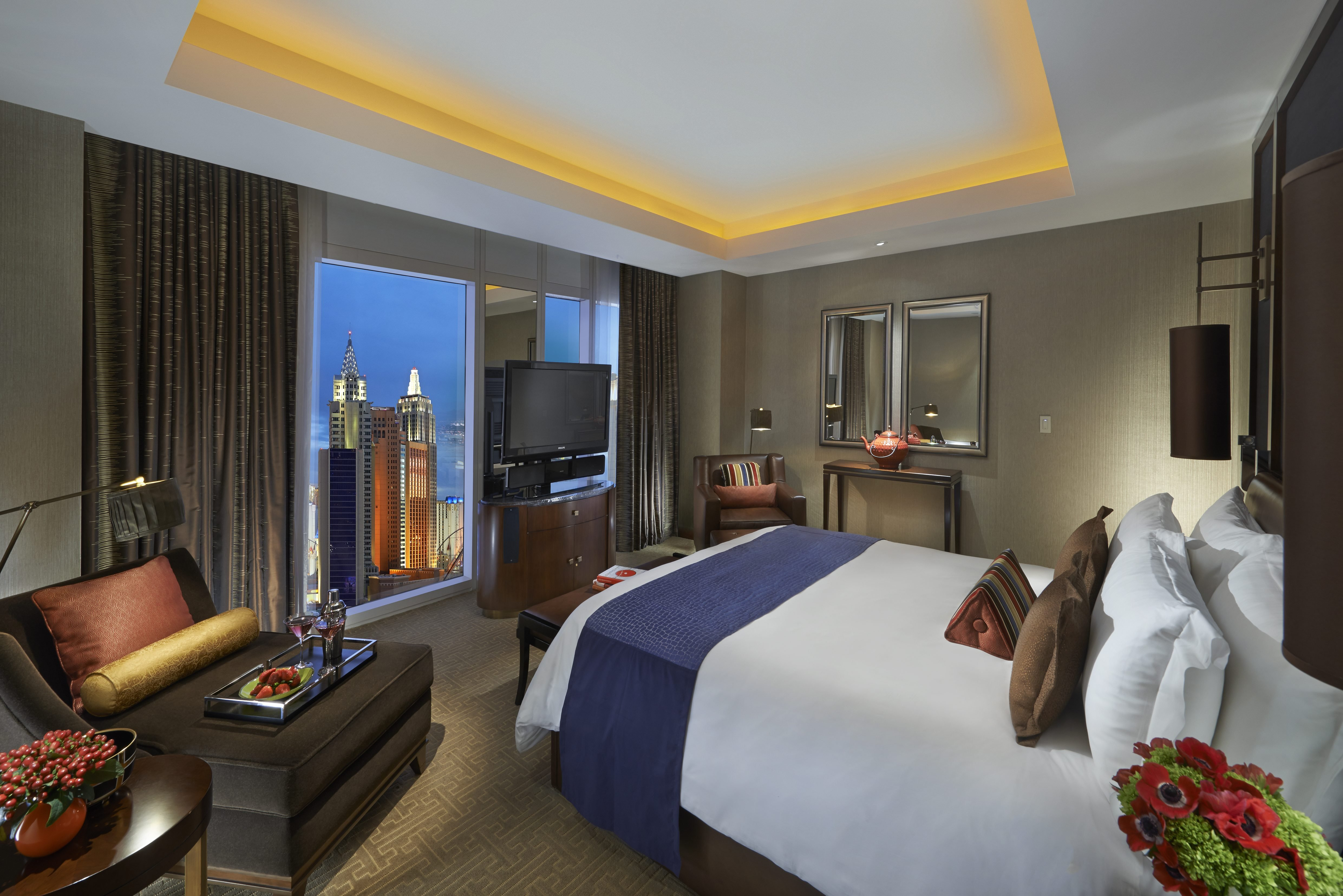 Best 5 Star Dynasty Hotel Suite Mandarin Oriental Las Vegas With Pictures