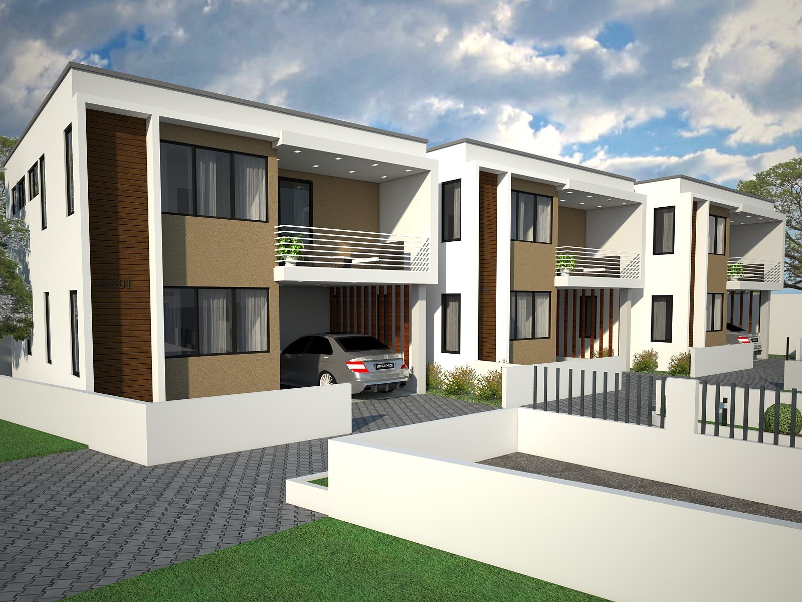 Best 2 Bedroom Townhouse Abelemkpe With Pictures