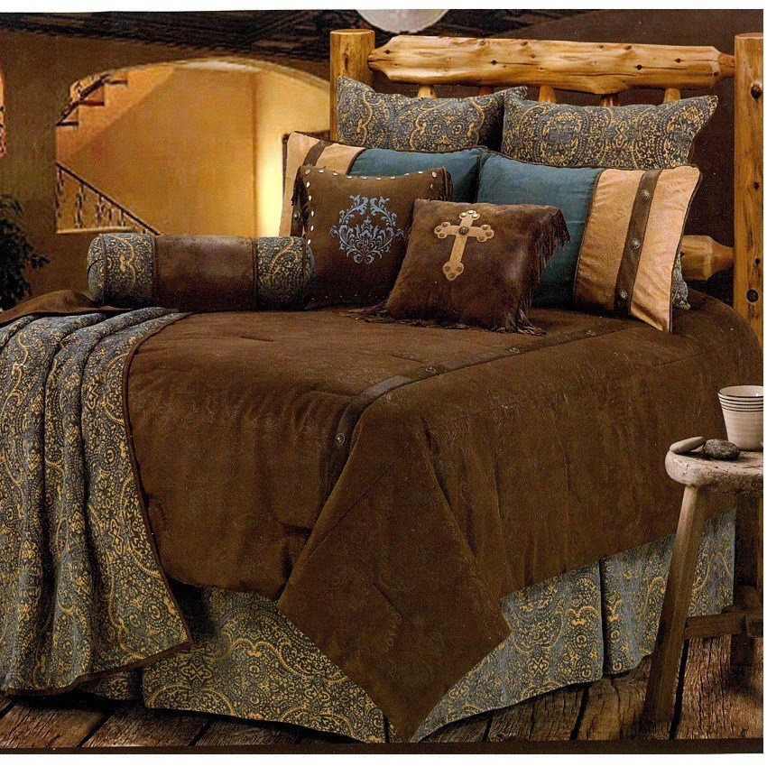 Best Modern Interior Western Bedspreads King With Pictures