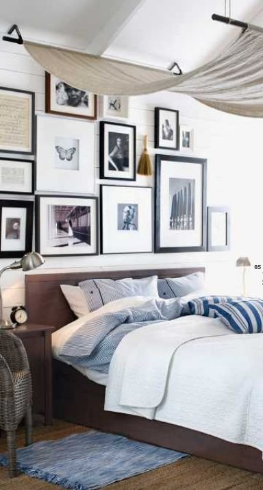 Best How To Hang Wall Hangings Above A Couch Sofa Or Bedroom With Pictures