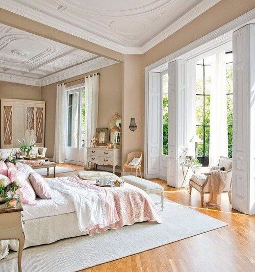 Best Bed Bedroom Big Nice Pink Pretty Room Simple With Pictures