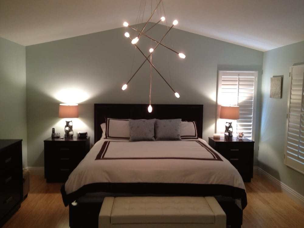 Best Master Bedroom Decorative Light Fixture Yelp With Pictures