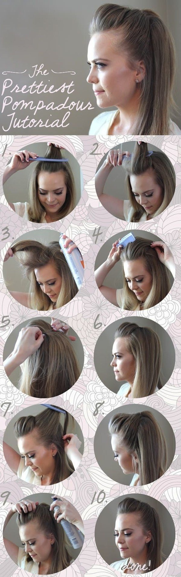 Free 13 Five Minute Hairstyles For School Stylequick Wallpaper