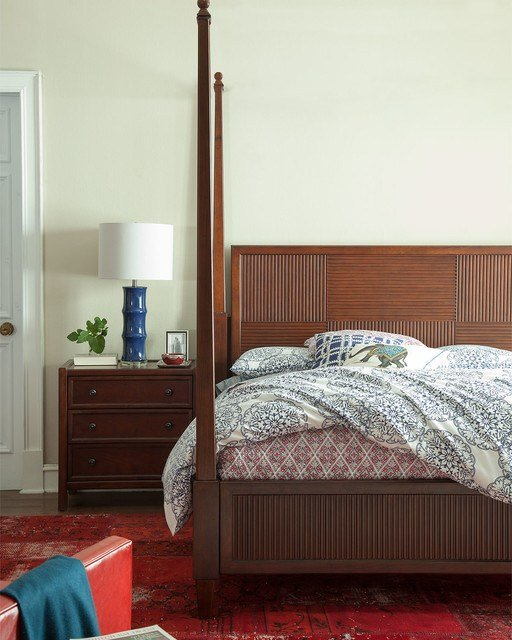 Best Bedroom Furniture Eclectic Bedroom Dallas By Horchow With Pictures