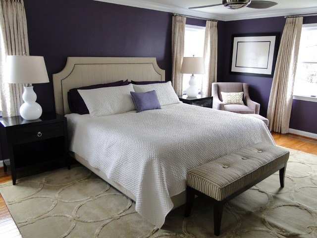 Best Regal Master Bedroom Traditional Bedroom Dc Metro With Pictures