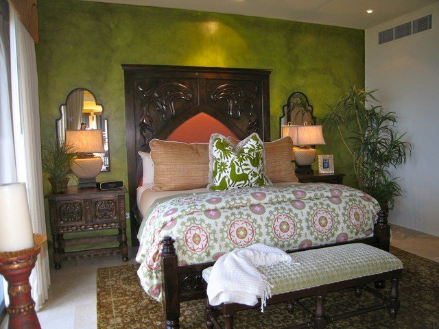 Best Hacienda Mediterranean Bedroom By W E N D Y Z O L E With Pictures