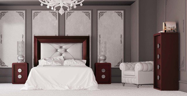 Best Macral Design Bedroom D23 Queen Complete Bedroom Set With Pictures