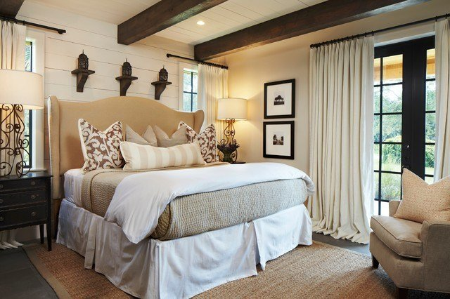 Best Belgian Chic Cabin Rustic Bedroom Other Metro By With Pictures