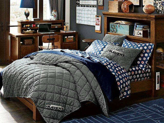 Best Oxford Nfl Bedroom With Pictures