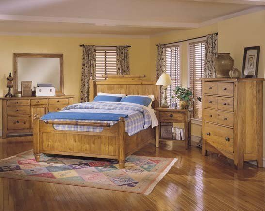 Best Broyhill Attic Heirlooms Feather Bedroom Set 4397 With Pictures